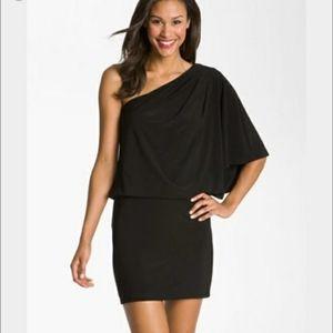 NWT Jessica Simpson one shoulder dress